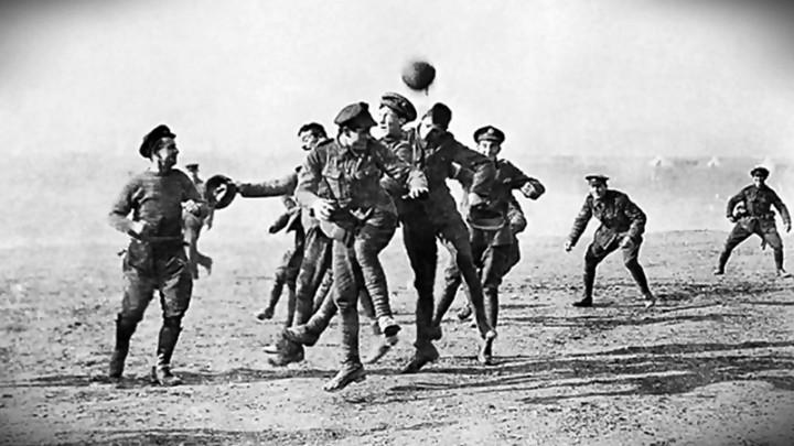 Il Football e la Prima Guerra Mondiale