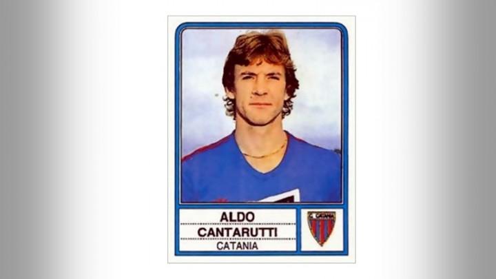 La rovesciata di Cantarutti e il Catania 1983/84