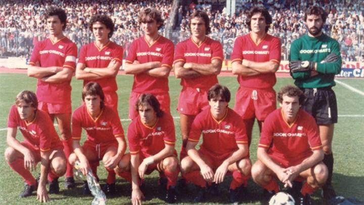 Catanzaro e quella domenica in testa alla Serie A