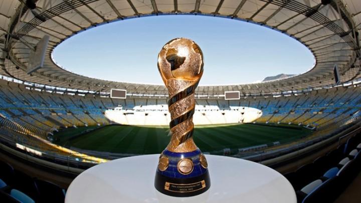 Storia della Confederations Cup