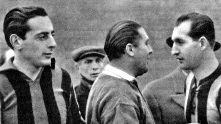 Quel derby milanese con Coppi e Bartali