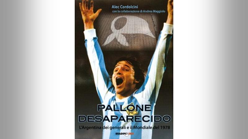 ALEC CORDOLCINI <br>Pallone Desaparecido
