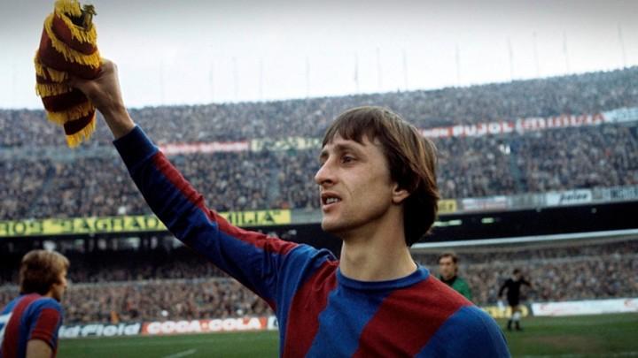 Quando Cruijff riportò il Barcellona in vetta