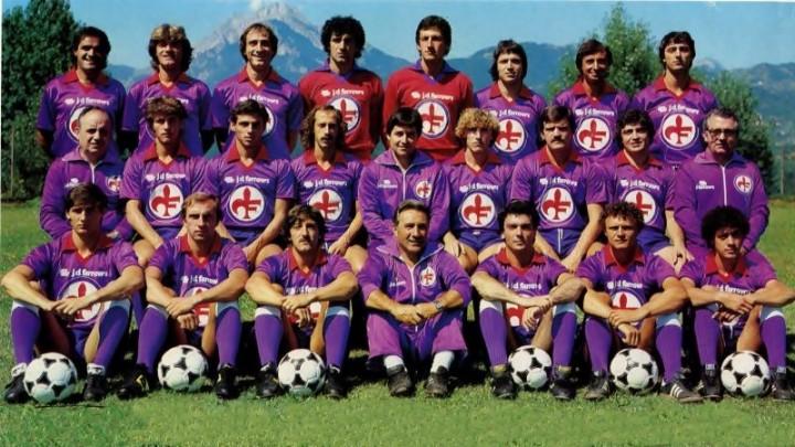 La Fiorentina e lo scudetto sfiorato