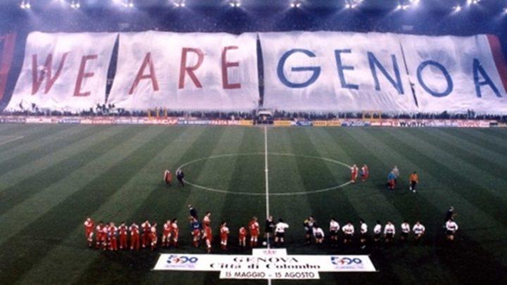 Il Genoa 1992 e l'UEFA delle meraviglie