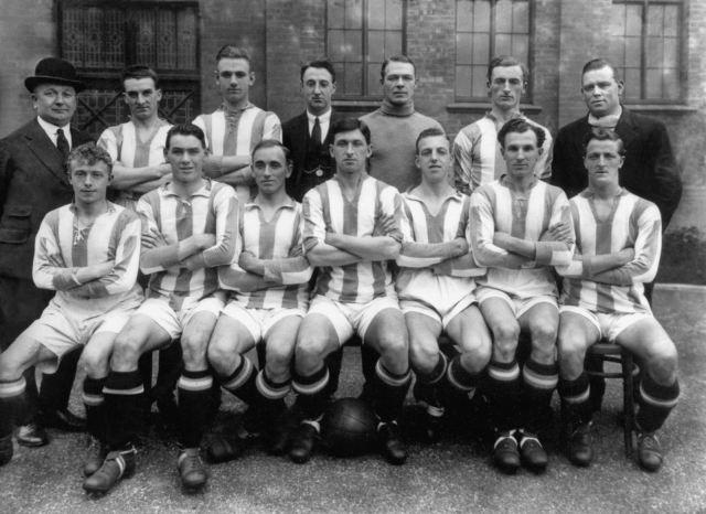 huddersfield 1924-1925