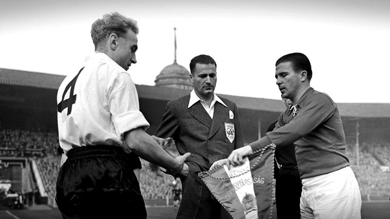 23/11/1953: quel giorno l'Inghilterra pianse