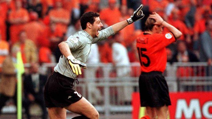 Euro 2000: … e Toldo fermò l'Olanda