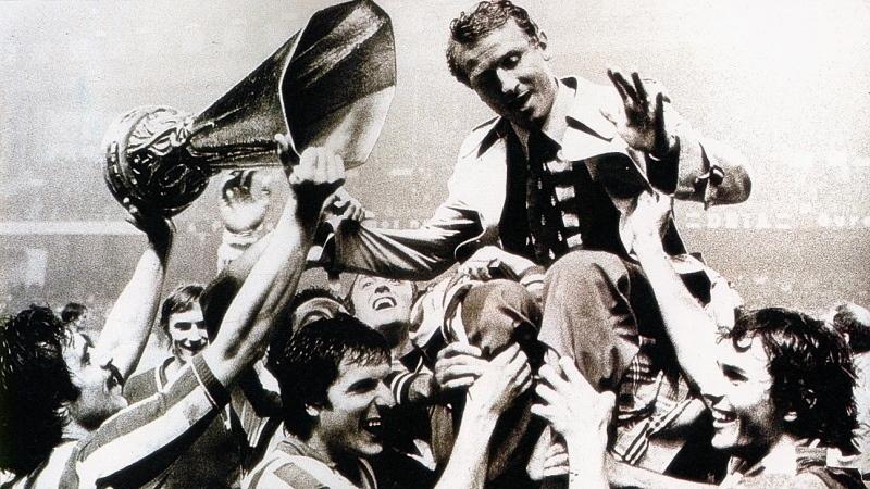 """Coppa UEFA 1976/77: La """"prima"""" della Signora"""