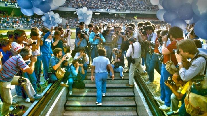 Luglio 1984: i giorni di Maradona