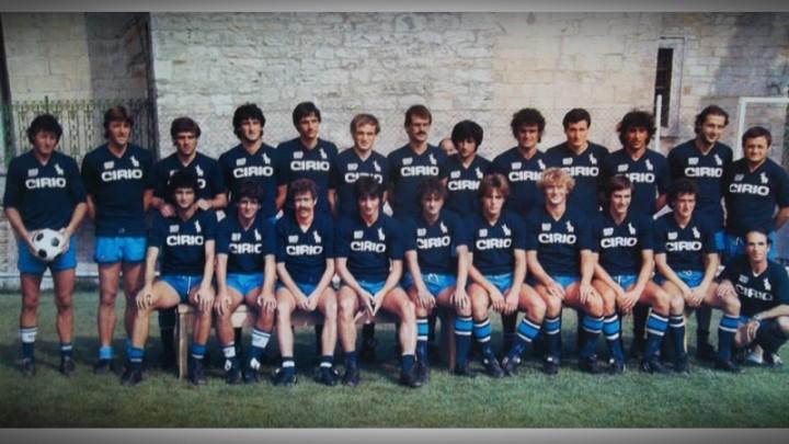Napoli 1982/83, l'ultimo regalo del Petisso