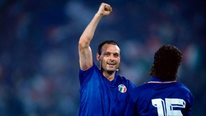 """1990 – Schillaci: """"Toccavo la palla… ed era gol"""""""