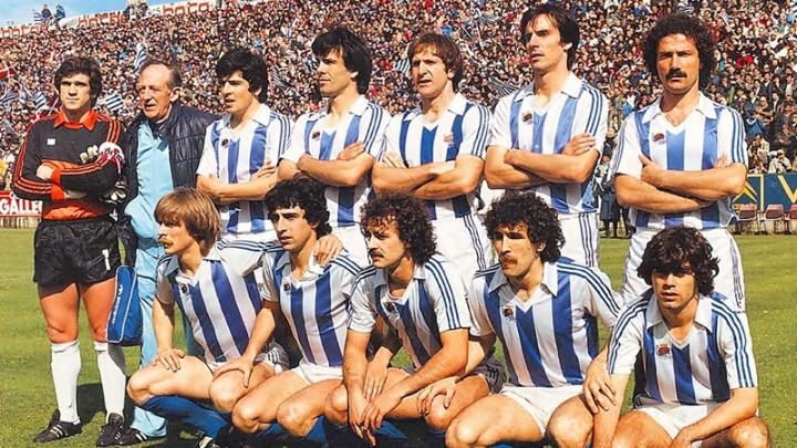 Real Sociedad '81: la Liga conquistata allo scadere