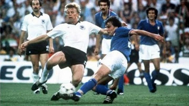 1982 – Tardelli ed il suo gol più importante