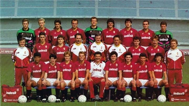 1991: la Mitropa del Torino