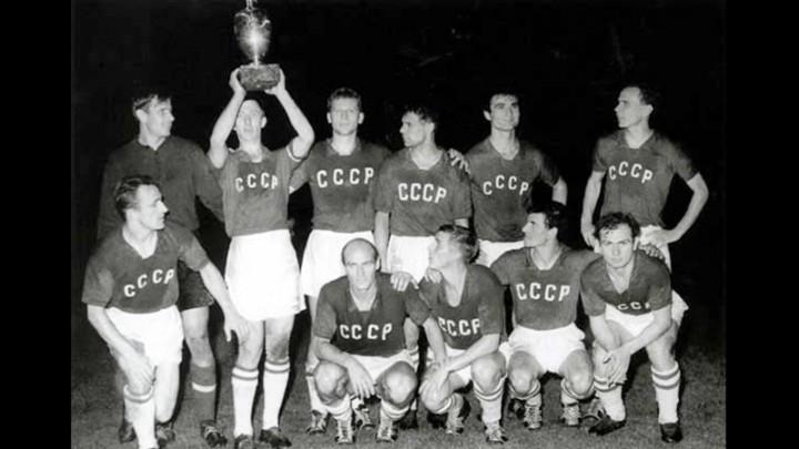EURO 1960: U.R.S.S.