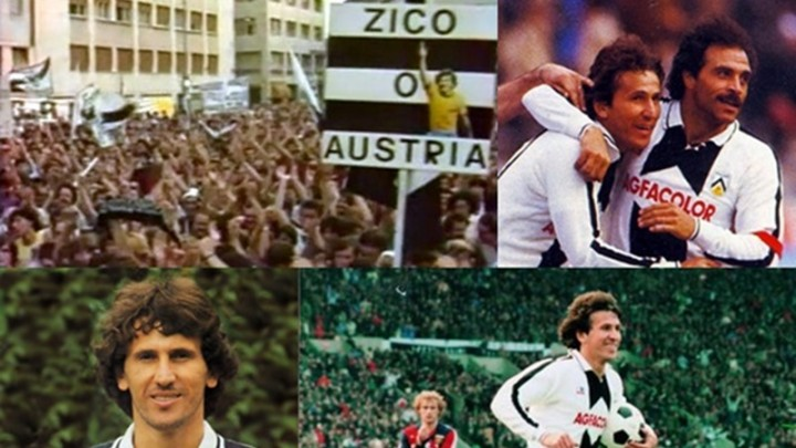 Estate 1983: o Zico o Austria!