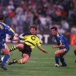 FUSSBALL: CHAMPIONS LEAGUE 96/97 in MUENCHEN/GER, 28.05.97