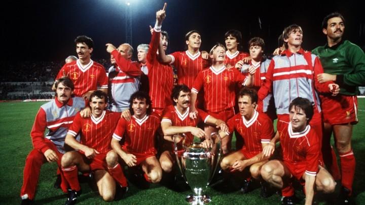 Coppa Campioni 1983/84: LIVERPOOL