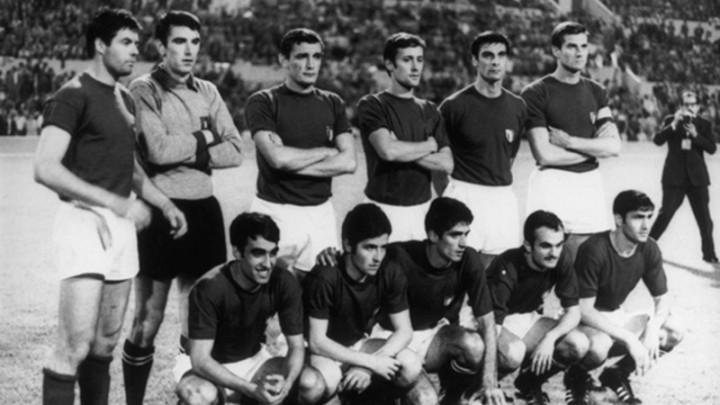 EURO 1968: ITALIA