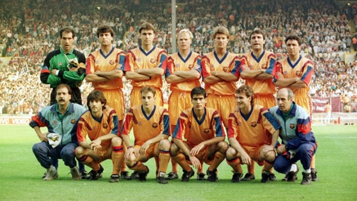 Coppa Campioni 1991/92: BARCELLONA