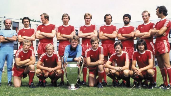 Coppa Campioni 1975/76: BAYERN  MONACO
