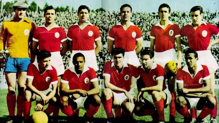 Coppa Campioni 1960/61: BENFICA