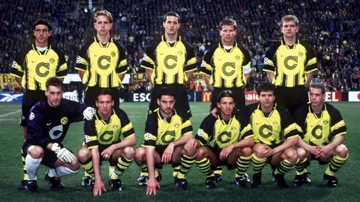 Champions League 1996/97: BORUSSIA DORTMUND