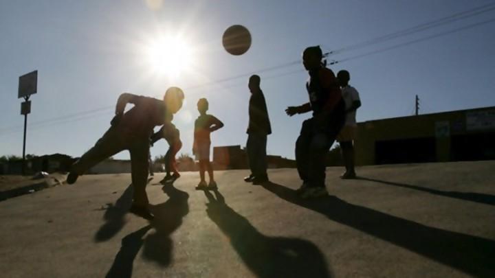 Se l'integrazione parte dal campo di calcio