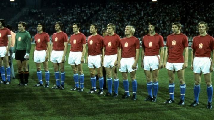 EURO 1976: CECOSLOVACCHIA