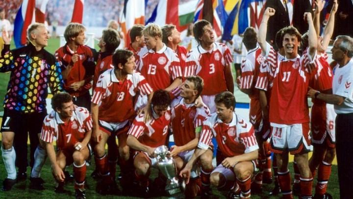 EURO 1992: DANIMARCA