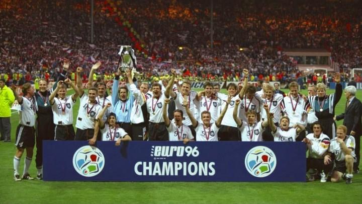 EURO 1996: GERMANIA