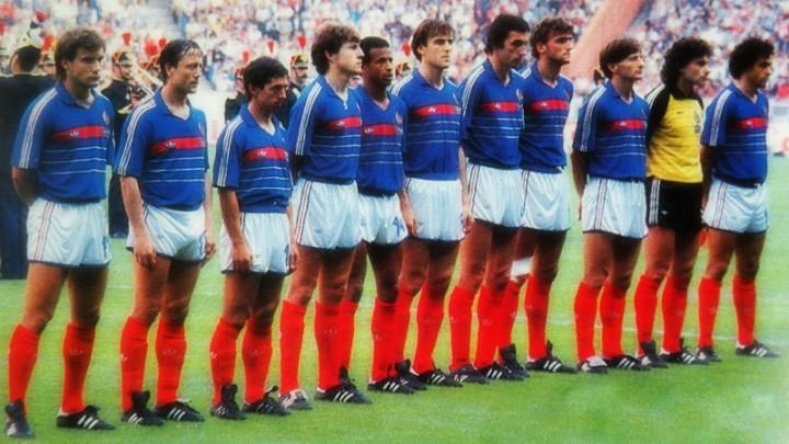 EURO 1984: FRANCIA