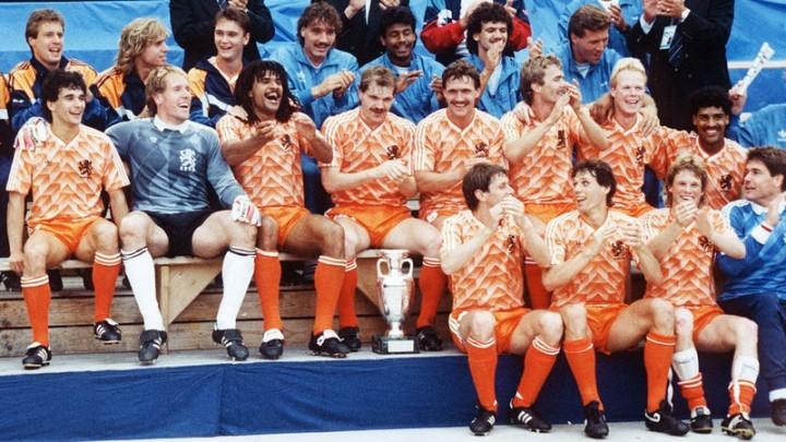 EURO 1988: OLANDA