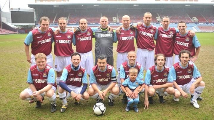 Football Aid: Una giornata molto particolare