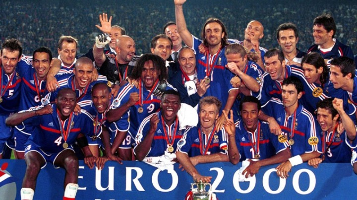 EURO 2000: FRANCIA