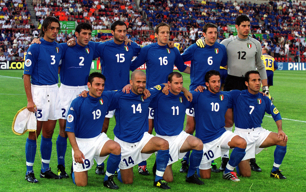 Italy qualifying world cup 2019