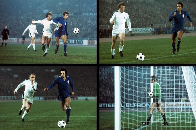 Quattro momenti di Borussia-Juventus 2-0