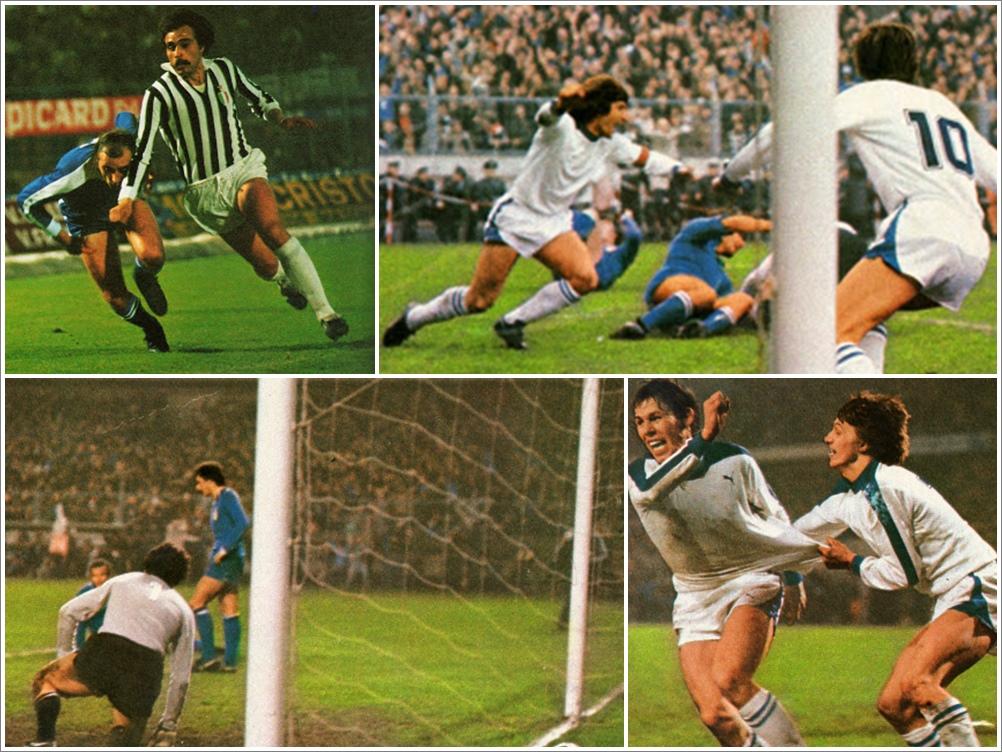 Alcune immagini di Bruges-Juventus 2-0
