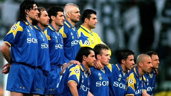 Champions League 1995/96: JUVENTUS