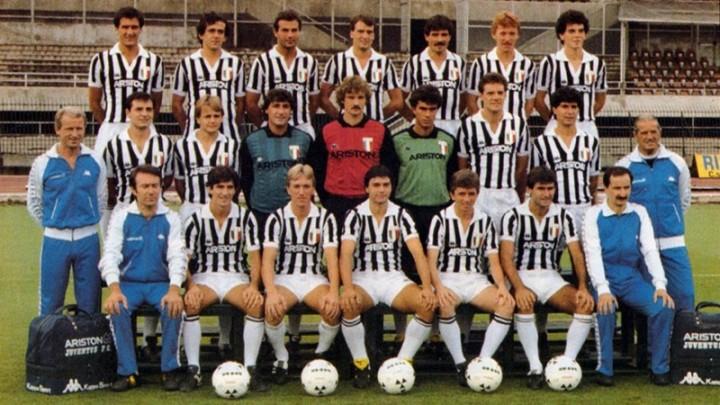 Coppa Campioni 1984/85: JUVENTUS