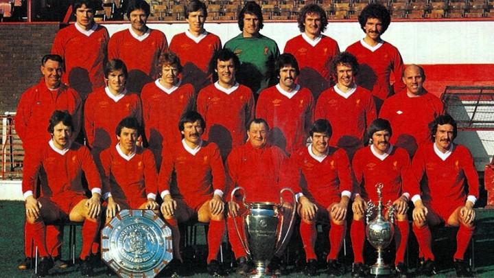 Coppa Campioni 1977/78: LIVERPOOL