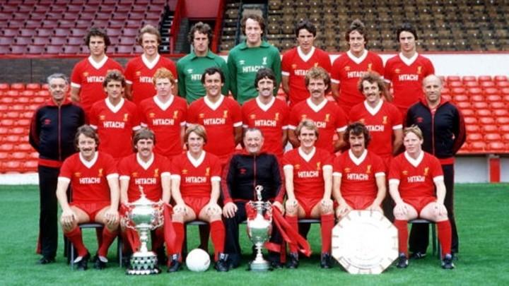Coppa Campioni 1980/81: LIVERPOOL