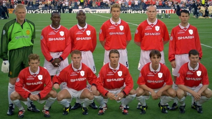 Champions League 1998/99: MANCHESTER UNITED