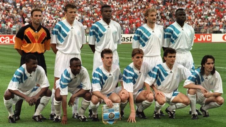 Champions League 1992/93: OLIMPIQUE MARSIGLIA