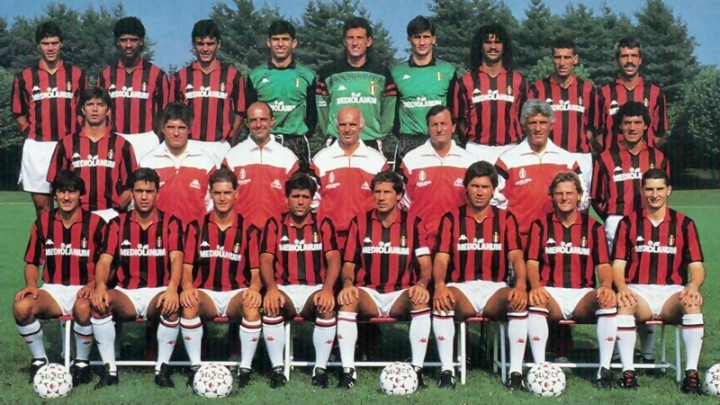 Coppa Campioni 1988/89: MILAN