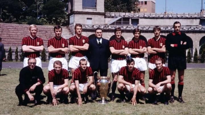Coppa Campioni 1968/69: MILAN