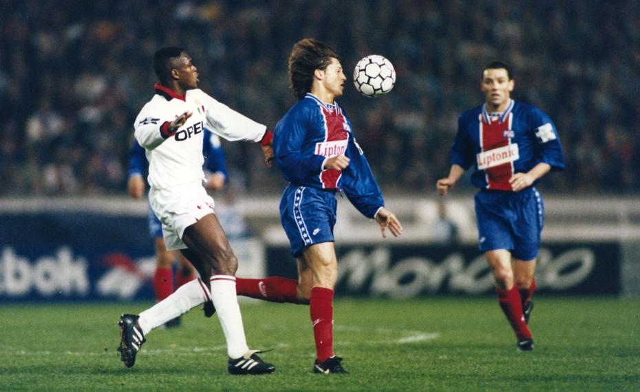 Milan-Paris St.Germain 2-0