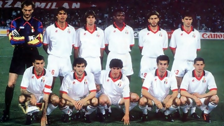 Champions League 1993/94: MILAN
