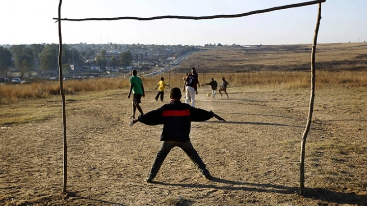 Un campo da calcio di nome Mongolia
